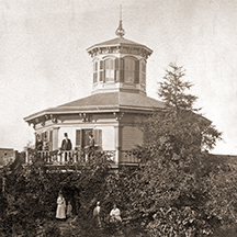 Octagon House